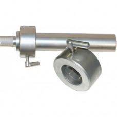 Гриф для гантели хромированный BARBELL MB-BarM50-530L