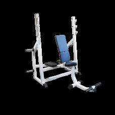 Скамья - стойка для жима штанги сидя BARBELL MB 2.14