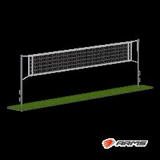 Волейбольные стойки со стаканами ARMS083.2
