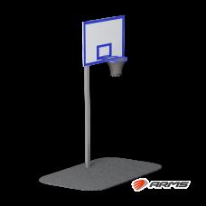 Стойка баскетбольная ARMS081.1