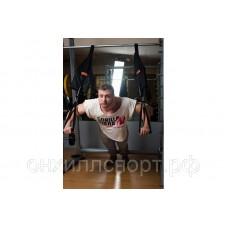Петли подвесные атлетические B3 (черные)