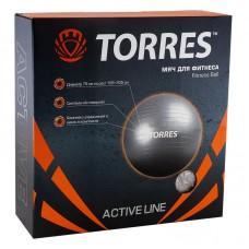 "Мяч гимн. ""TORRES"", арт.AL100175"