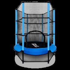 ARLAND Мини батут с защитной сеткой (Blue)