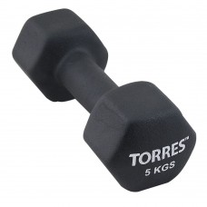 "Гантель ""TORRES 5 кг"" арт.PL55015"