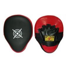 Лапа боксёрская загнутая Л1201И
