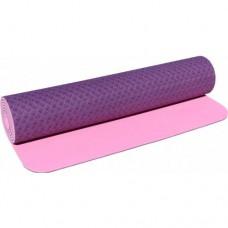 Коврик для йоги и фитнеса PROFI-FIT-01
