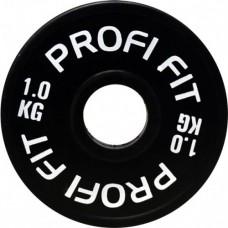 Диск для штанги каучуковый PROFI-FIT DSO-K51-1