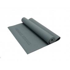 Коврик для йоги 4 мм 640 x 140 x 140 мм  FT-YGM-4-CKBL