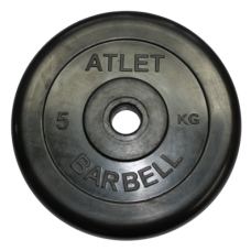 Диск BARBELL MB-AtletB26-5