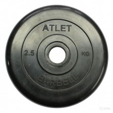 Диск BARBELL MB-AtletB31-2,5